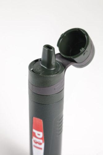 Backpack filter